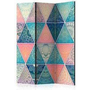 Rumsavdelare - Oriental Triangles - SilentSwede