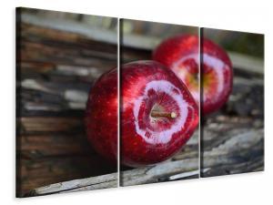 Ljuddämpande tavla - 2 apples - SilentSwede