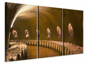 Ljuddämpande tavla - In the wine cellar - SilentSwede