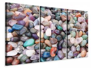 Ljuddämpande tavla - Colorful gems - SilentSwede