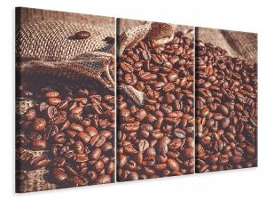 Ljuddämpande tavla - Many coffee beans - SilentSwede