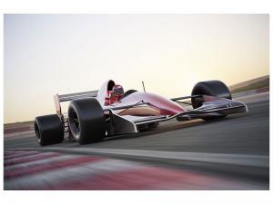 Ljudabsorberande tavla - Racetrack - SilentSwede