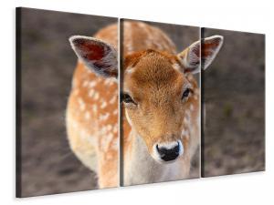 Ljuddämpande tavla - The fallow deer - SilentSwede