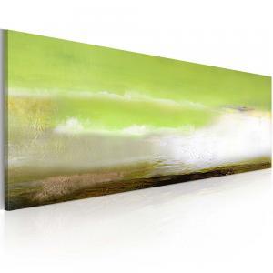 Ljuddämpande handmålad tavla - Foggy hav - SilentSwede