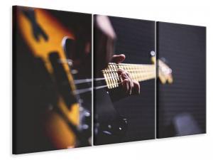 Ljuddämpande tavla - Guitar player - SilentSwede
