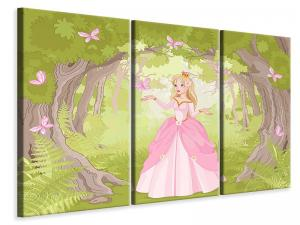 Ljuddämpande tavla - Princess in the Wood - SilentSwede