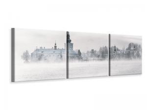 Ljuddämpande tavla - Gmunden castle place - SilentSwede