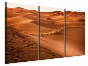 Ljuddämpande tavla - Traces in the desert - SilentSwede