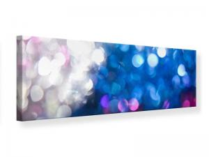 Ljudabsorberande panorama tavla - Abstract Light - SilentSwede