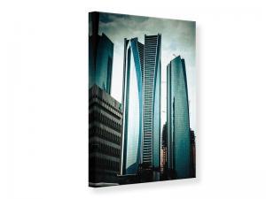 Ljudabsorberande tavla - Luxury Skyscraper In Abu Dhabi - SilentSwede