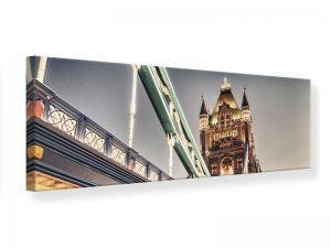 Ljudabsorberande panorama tavla - XXL Tower Bridge - SilentSwede