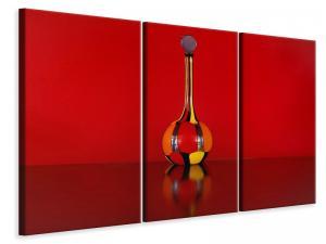 Ljuddämpande tavla - Murano glass art - SilentSwede