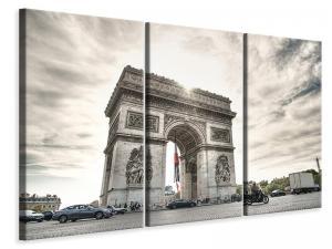Ljuddämpande tavla - Arc de triomphe - SilentSwede