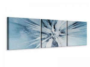 Ljuddämpande tavla - Ice Art ii - SilentSwede