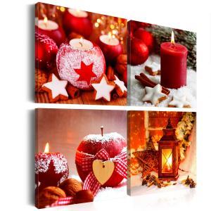 Ljuddämpande tavla - Christmas Time - SilentSwede