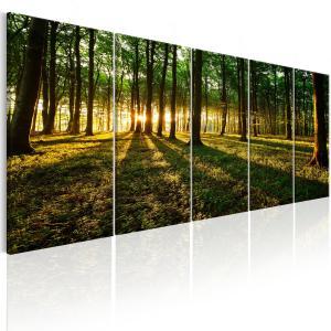Ljuddämpande tavla - Shade of Trees I - SilentSwede