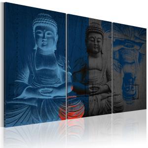 Ljuddämpande tavla - Buddha - sculpture - SilentSwede