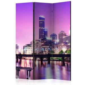 Rumsavdelare - Purple Melbourne - SilentSwede