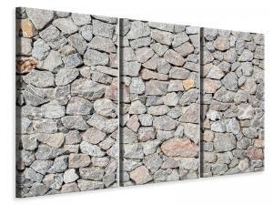 Ljuddämpande tavla - Grunge Style Wall - SilentSwede