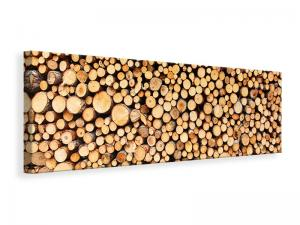 Ljuddämpande tavla - Logs - SilentSwede