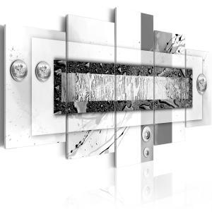 Ljuddämpande tavla - Gray Balance - SilentSwede