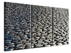 Ljuddämpande tavla - Stone pattern - SilentSwede