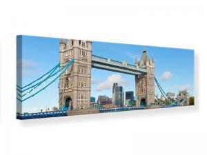 Ljudabsorberande panorama tavla - Tower Bridge - SilentSwede