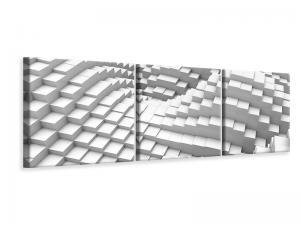 Ljuddämpande tavla - 3D Elements - SilentSwede