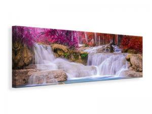 Ljuddämpande tavla - Paradisiacal Waterfall - SilentSwede