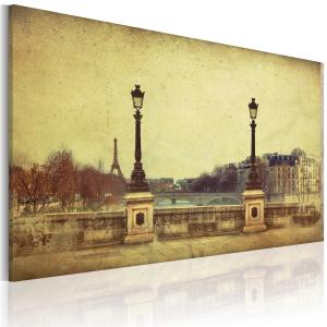 Ljuddämpande & ljudabsorberande tavla - Paris - staden drömmar - SilentSwede