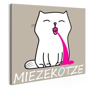 Ljuddämpande tavla - Miezekotze - SilentSwede