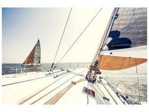 Ljudabsorberande tavla - Yacht - SilentSwede
