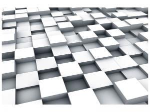 Ljudabsorberande tavla-3D Cube - SilentSwede