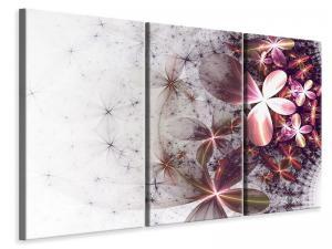 Ljuddämpande tavla - Abstract Floral - SilentSwede