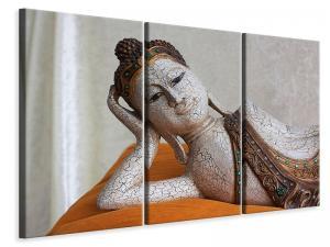 Ljuddämpande tavla - A buddha sculpture - SilentSwede