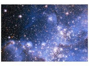 Ljudabsorberande tavla - Starry Sky - SilentSwede