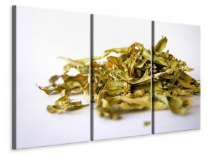 Ljuddämpande tavla - Tea leaves - SilentSwede