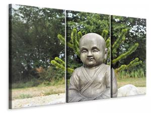 Ljuddämpande tavla - The wise buddha - SilentSwede