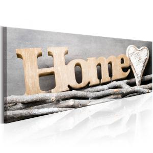 Ljuddämpande tavla - Romantic Home - SilentSwede