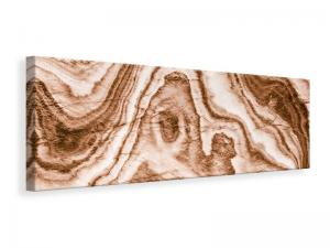 Ljuddämpande tavla - Marble In Sepia - SilentSwede