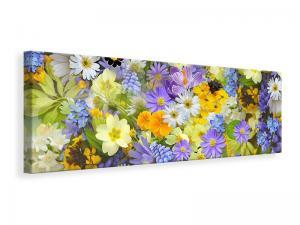 Ljuddämpande tavla - Fresh spring flowers - SilentSwede