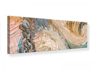Ljudabsorberande panorama tavla - Oil Painting - SilentSwede