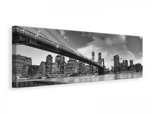 Ljuddämpande tavla - Brooklyn Bridge NY - SilentSwede
