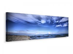 Ljuddämpande tavla - Beach Waves - SilentSwede