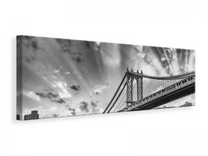 Ljuddämpande tavla - Manhattan Bridge - SilentSwede