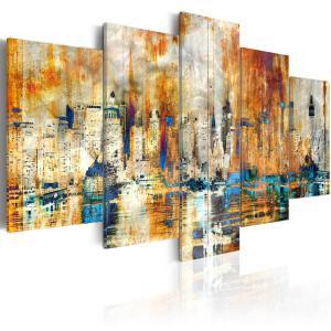 Ljuddämpande tavla - Memory of the City - SilentSwede