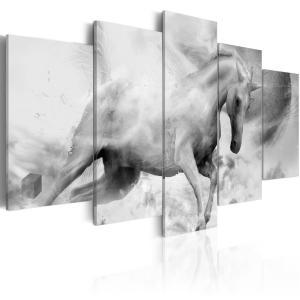 Ljuddämpande tavla - The last unicorn - SilentSwede