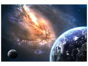 Ljudabsorberande tavla - Universus - SilentSwede