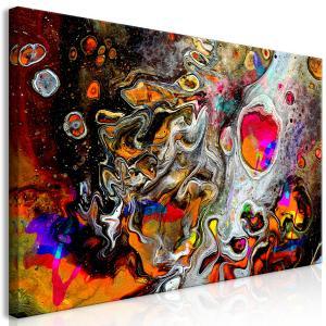 Ljuddämpande tavla - Paint Universe - SilentSwede