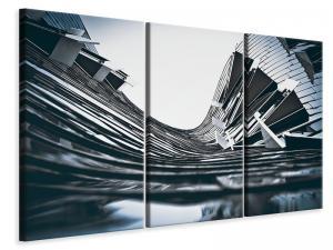 Ljuddämpande tavla - Exceptional architecture - SilentSwede